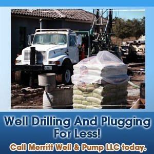 Well Drilling Services - Sarasota, FL - Merritt Well & Pump LLC