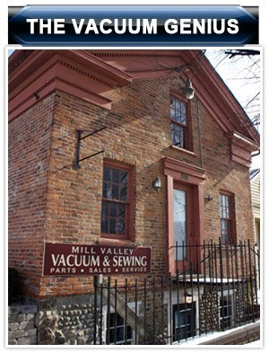 The Best Vacuum - Milford, MI - Mill Valley Vacuum & Sewing - vacuum - The Vacuum Genius