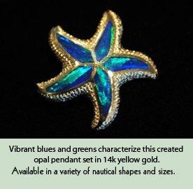 Starfish jewelry