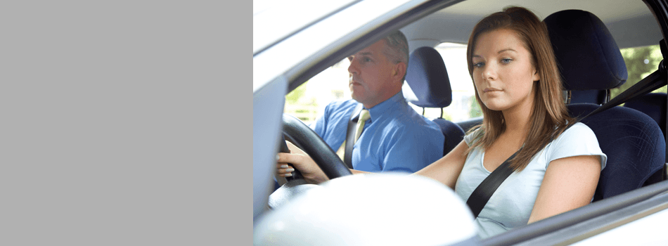 Driving courses for lady