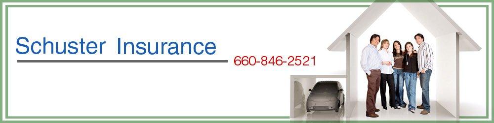 Insurance Blackwater, MO - Schuster Insurance