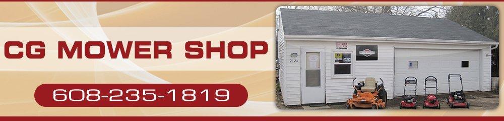 Lawn Mower Repair Cottage Grove, WI - CG Mower Shop