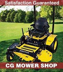 Lawn Mower Repair - Cottage Grove, WI  - CG Mower Shop - Lawn Mower - Satisfaction Guaranteed