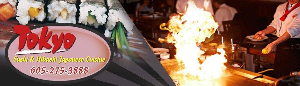 Sushi and Hibachi - Sioux Falls, SD - Tokyo Sushi & Hibachi