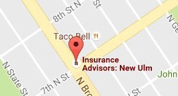 Beth Nelson Insurance Agency 700 North Broadway, Suite 2, New Ulm, MN 56073