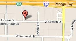 Gerrick's Custom Exhaust & Auto Repair 1201 North 54th Avenue Suite 101 Phoenix, AZ 85043