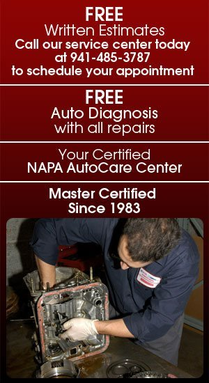 Auto Repair - Venice, FL - Dave's Garage