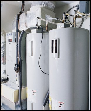 Water heater systems