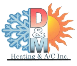 D&M Appliance, Heating, and Air-Conditioning Inc. - Logo