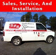 Fire Alarm Systems - Salisbury, NC - SFA Fire Protection, Inc.