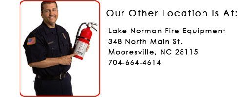 Fire Extinguisher - Salisbury, NC - SFA Fire Protection,