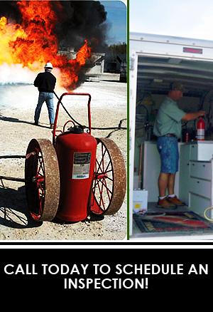 Fire extinguisher inspections | Coffeyville, KS | Tulsa, OK | Firex Inc. | 877-703-4739