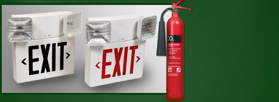 Emergency lighting installation | Coffeyville, KS | Tulsa, OK | Firex Inc. | 877-703-4739