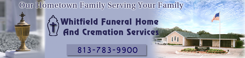 Zephyrhills, FL - Whitfield Funeral Home And Cremation Services