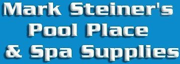Mark Steiner's Pool Place & Spa Supplies - Logo
