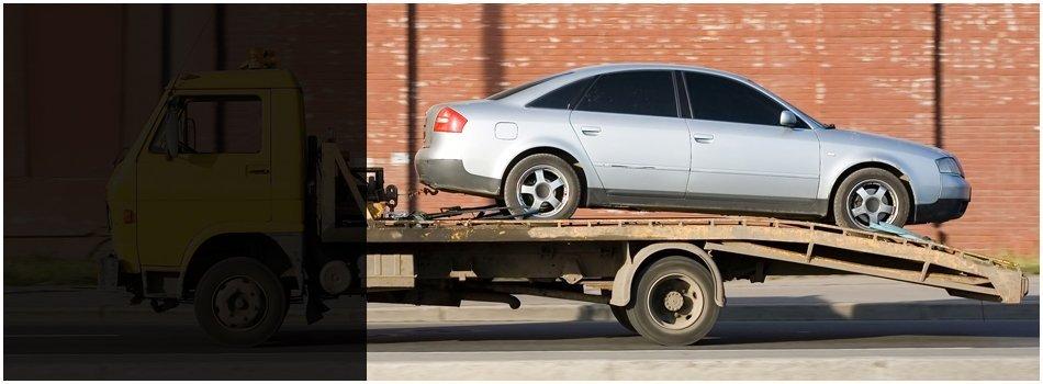 car towing | Baltimore, MD | PJ Williams Towing | 410-668-2043