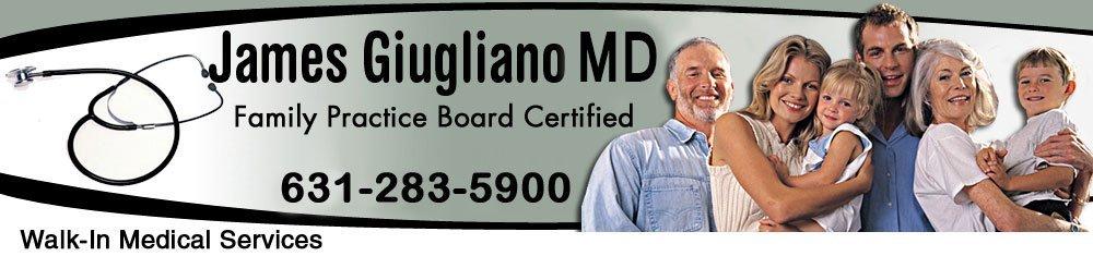 Physician Southampton, NY - James Giugliano MD