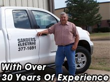 Electric Contractor - Stillwater, OK  - Sanders Electric