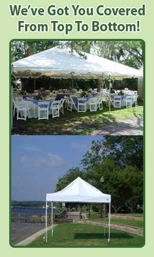 Chair Rental - Palatka, FL - Marie's Tables & Tents