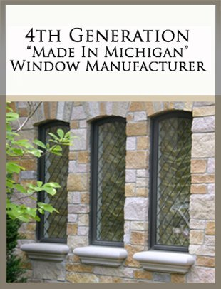 Fiberglass windows | South Lyon, MI | Pullum Window Corp | 248-491-4700