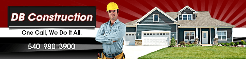 Roofing And Home Improvement Contractor - Pulaski, VA - DB Construction