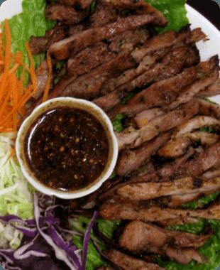 Menu | Lancaster, CA | The Thai Restaurant | 661-948-6464