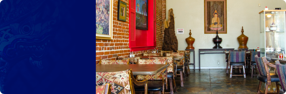 Gallery | Lancaster, CA | The Thai Restaurant | 661-948-6464