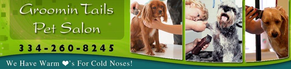 Pet Salon Montgomery, AL - Groomin Tails Pet Salon
