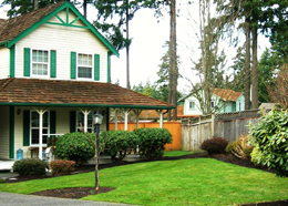 Lawn Care - Tacoma, WA - The Yard Guy - People - Lawn
