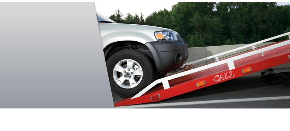 Suv towing