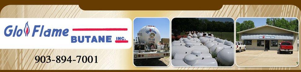 Propane Tanks - Bullard, TX - Glo-Flame Butane Inc.