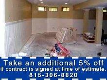Custom Decks - Plainfield, IL - J H Carpentry