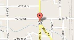Cash Express 1408 N. Bloomington St, Streator, IL 61364