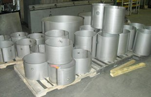 Medium size tube metal