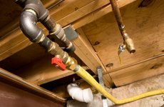 Pipes with stop knob
