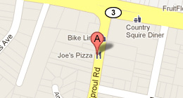 Joe's Pizza 38 South Sproul Rd (Route 320) Broomall, PA 19008