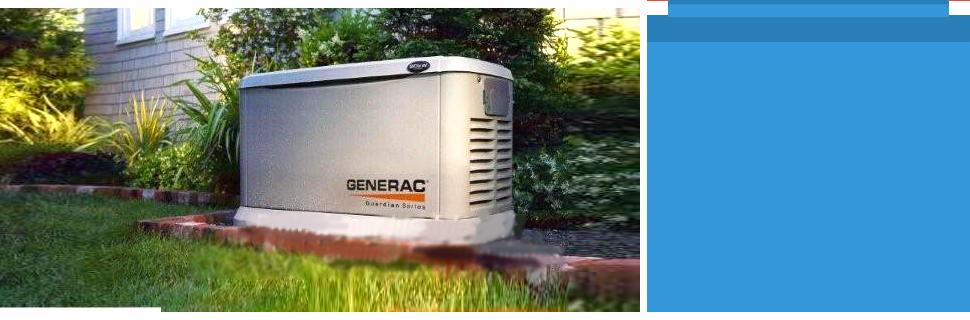 White generator