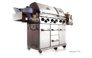 Steel griller