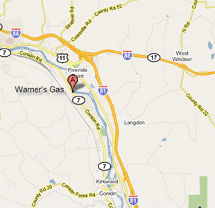 Warner's Gas Service Inc. | 116 Old Vestal Road