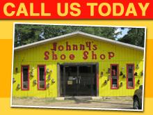 Boot and Shoe Repair Shop - Tyler, TX - Johnny's Boot & Shoe Repair