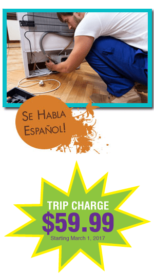 Appliance Repairs - Denver, CO - Appliance Repair of the Rockies LLC - washer - Se Habla Español!