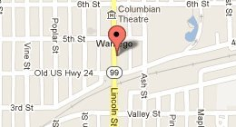 Gail H. McPeak, OD - 414 Lincoln Street, Wamego, KS 66547