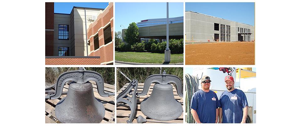 Brick sandblasting | Nashville, TN | Acme Sandblasting | 615-355-9390