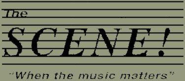 The Scene! - logo