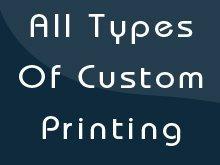 Custom Printing - Altus, OK - Southwest Printing