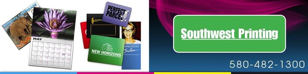 Printing Services - Altus, OK - Southwest Printing
