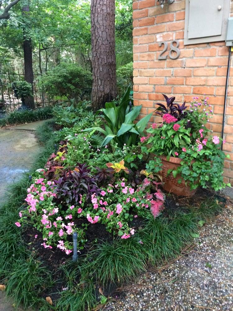 landscape design maintenance services houston tx landscaping