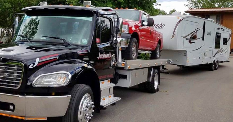 RV Towing Service
