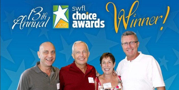 SWFL Choice awards winner