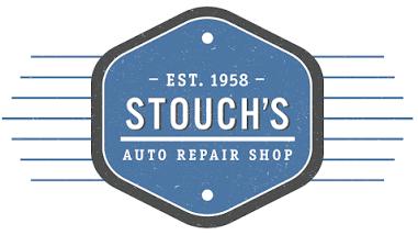 Stouch's Auto Repair Shop - Logo